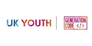 uk youth generation code logo